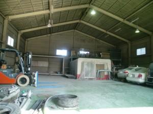 工場内が広くなり 楽しみな様な、寂しい様な 複雑な気持ちですっ...