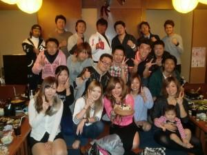 みんなで集合写真(*^_^*)